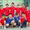 Hình ảnh học sinh năng khiếu trường Trần Cao Vân