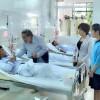 Nhà trường và Công đoàn thăm và tặng quà Tết cho 50 bệnh nhân đang chạy thận tại Khoa Thận nhân tạo Bệnh viện Đa khoa Đà Nẵng