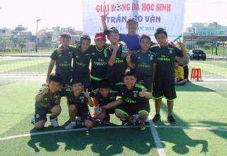Giải bóng đá truyền thống Trần Cao Vân 2015-2016.