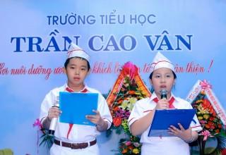 Ngày Đội tự quản Chào mừng Ngày nhà giáo Việt Nam 20/11/2015