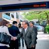 Buổi làm việc với Công ty Selfwing  và  các doanh nhân Nhật Bản.