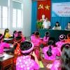 Tổ chức thi Nét chữ tài hoa năm học 2015-2016