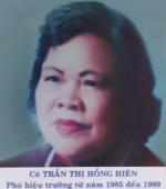 Trần Thị Hồng Hiên