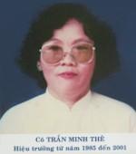 Trần Minh Thê