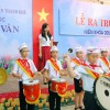 Lễ ra trường học sinh lớp 5 Trường tiểu học Trần Cao Vân niên khóa 2009 – 2014