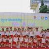 Dân vũ rửa tay trường Trần Cao Vân
