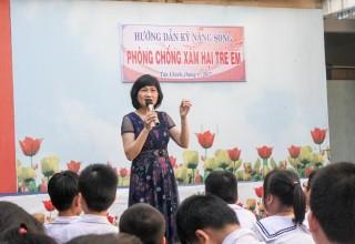 Hướng dẫn kỹ năng sống Phòng chống xâm hại trẻ em