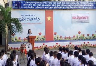 Hưởng ứng Ngày sách Việt Nam ngày 21/4/2017