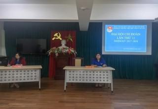 Đại hội chi đoàn nhiệm kì 2017- 2018