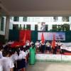 Lễ Khai mạc Hội khỏe Phù Đổng và Ký cam kết ATGT năm 2018