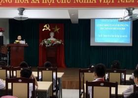 Lễ phát động Hưởng ứng Tuần lễ học tập suốt đời 2020